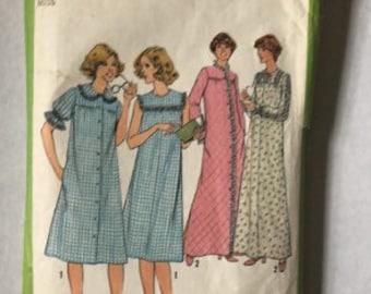 Vintage Simplicity Pattern 8198 Size 18 & 20