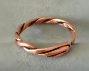 Ring copper wave