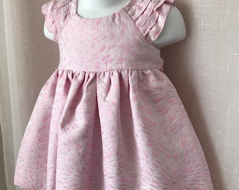 Laura Ashley London Baby Dress, 12 mos.