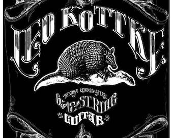 LEO KOTTKE 6 & 12 String Guitar 1968 Classic Folk Blues TAKOMA Factory Sealed Vinyl Lp Record Album