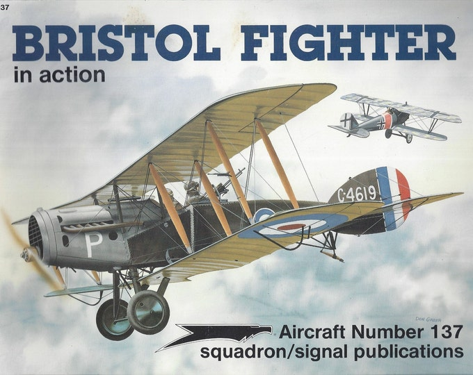 Bristol Fighter IN ACTION 1993 (Paperback)
