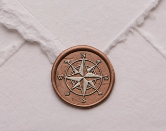 Compass Wax Seal