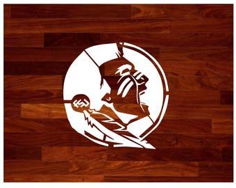 Florida State Seminoles Custom Stencil