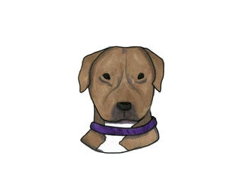 Custom Pet Portraits (Single)
