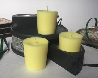 Chamomile Scented Soy Wax Votives