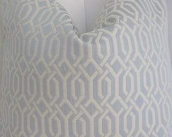 P/ Kaufmann fabrics-  Interlace Pillow covers- Accent Pillows-