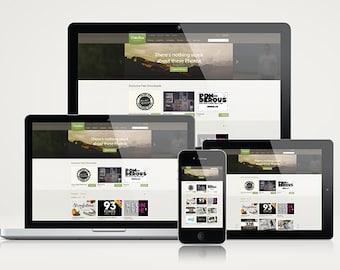 Website Design, Custom website, wordpress theme, wordpress blog, photography website, wedding website,  wix website, shopify, Woocommerce