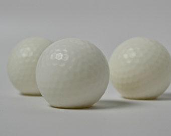 Golf Ball Soap, Golfer gift, Gift for him, Party Favor, Stocking Stuffer, Glycerin Soap