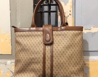 Vintage 90s BT Tote Bag, Women's Handbag