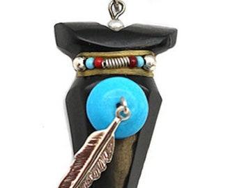 Arrowhead Pendant on Chain