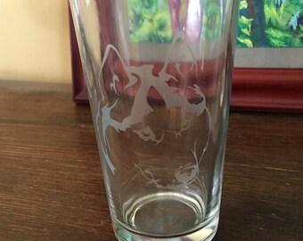 Pet Pint Glass