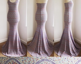 candy floss gown