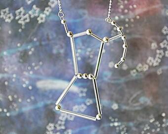 Biolojewerly - Orion Constellation Necklace