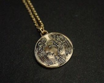 Raven | Crow - necklace