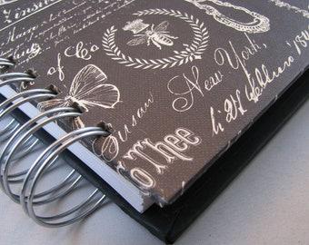 Greeting Card Organizer -  Card Organizer - Birthday Card Organizer - Card Planner - Address Book - Birthday Reminder - Pocket - Retro