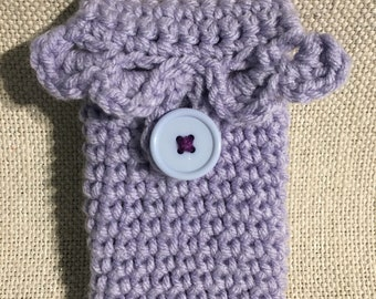 Lavender Phone Pouch