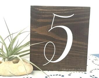 Table Numbers | Wedding Table Numbers | Table Number | Wedding Table Decor | Rustic Wedding Table Numbers | Table Number Wedding - TB-36
