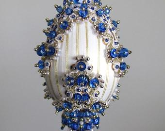 """Beaded Easter Ornament Kit """"Regency"""""""