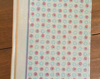 Handbound journal/altered vintage book