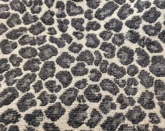 FABRIC SQUARE slate gray 26x26 pillow front dining chair or cushion  upholstery fabric