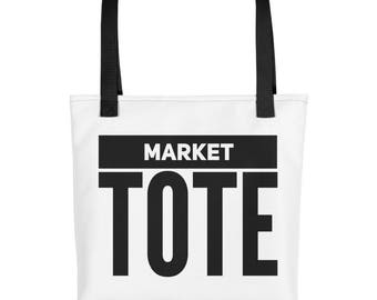 Market Goods Reusable Shopping Tote bag Eco-Friendly