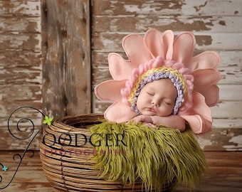 20% off SALE Grassy green fur  for child photography prop newborn infant baby  and children .. small size 14 x 20
