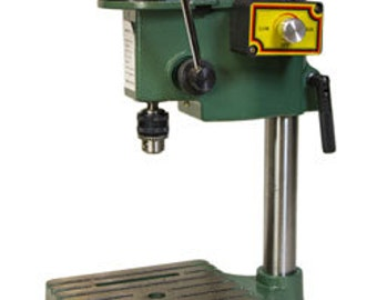 Drill Press  Bench top - Compact to Fit Your Bench - Drill Holes In Metal - Metal Working Jewelry Tool - Bench Tool