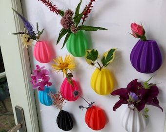 Suction vase for your window