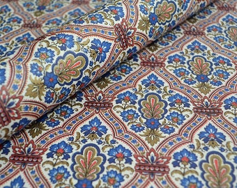 Wrapping Paper, Italian Gift Wrap, Florentine Paper - Vintage Brocade