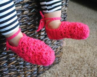 Baby/Toddler Ballet Slippers
