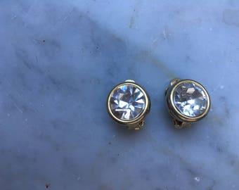 Beautiful Earrings Clips Years ' 80 similar Tiffany