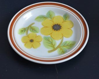 Royal Doulton SUMMER DAYS Lambethware Side Plate from 1973 (E9c)
