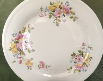 Edwin M. Knowles Dinner Plate