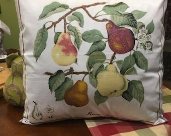 Fruit Pillow Cover