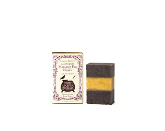 Califronia Mission Fig & Honey Bar Soap 1.75 oz.