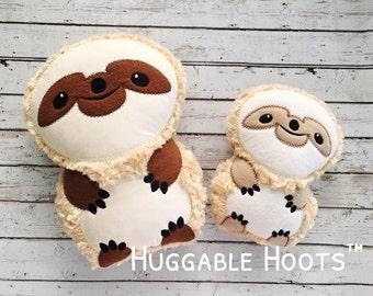 Sloth - Stuffed Sloth - Sloth Plush - Sloth Toy - Sloth Pillow - Stuffed Animal - Sloth Stuffed Animal - Sloth Plush Toy - Sloth Stuffed Toy