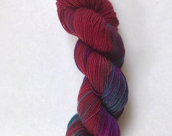 Yarn Sock Yarn Hand dyed