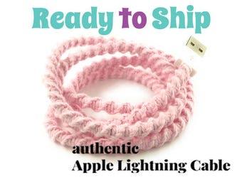 iPhone Ladekabel Blitz, iPhone EarPods, iPhone EarPods plus Lightning-Kabel-Geschenk-Set Sie wählen - Kristall von Missy und Freude