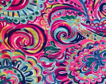 PSYCHEDELIC SUNSHINE 18x17 or 17x9  Lilly  resort 2016 2017