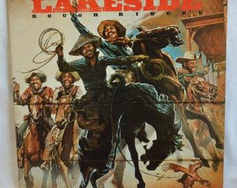 Vintage Gatefold Record Lakeside: Rough Riders Album BXL1-3490