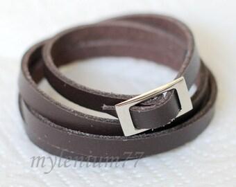 582 Men bracelet Women bracelet Leather bracelet Band bracelet Cord bracelet Wrap bracelet Bangle bracelet Fashion bracelet