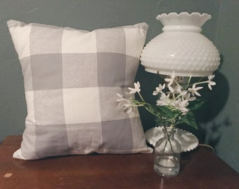 Throw Pillow with Removeable Cover