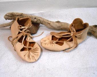 Medieval Sandal, Handmade, Hand Sewn, Soft Sole Sandal, Renaissance Faire, Handmade Leather Shoe, Woodland, Fairy, Festival, Summer Fashion