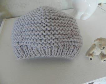 Hat BB 100% pure wool