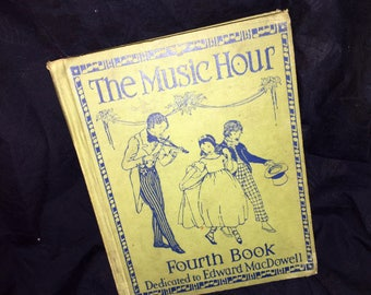 The Music Hour Kid's Book