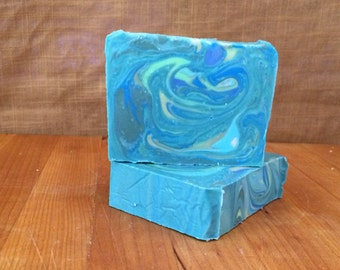 CLEARANCE - Cold Water Artisan Bar Soap (with sunflower oil) - LIMITED EDITION