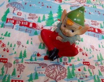 little rubber pixie elf