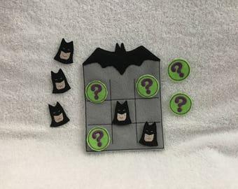 Batman Tic Tac Toe  Travel