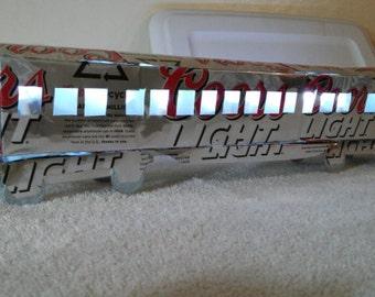 Passenger Train Coach Car