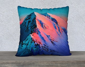 MMMOUNTAINS / pillow case